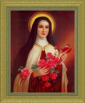 s. Teresita del Niño Jesús